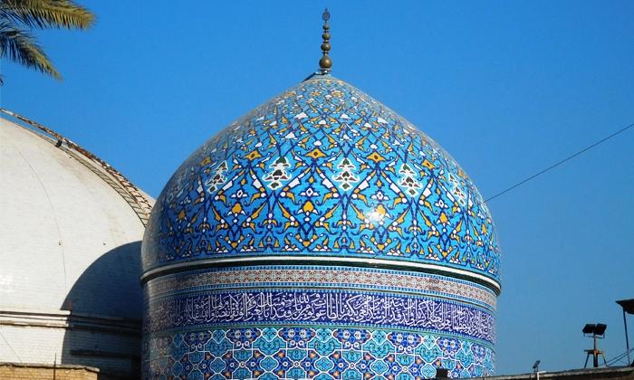 Iran Iraq Ziyarat – AQ International Tours & Travels